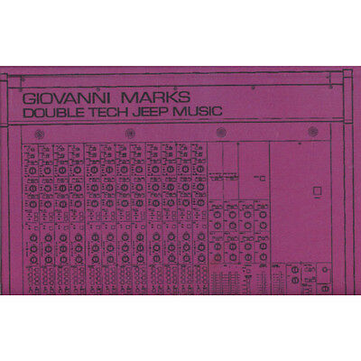 Subtitle as Giovanni Marks - Double Tech Jeep Music US Tape