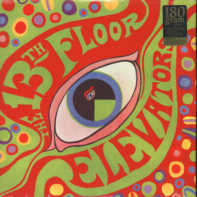 Vinyl Lp 13th Floor Elevators Elevator Tracks Eur 39