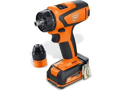 Fein ASCM 12 C 12v 2x2.5ah 4 Speed Brushless Drill Driver