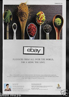 Singapore Airlines Flavors From All Over World For Menu Of Love Ad