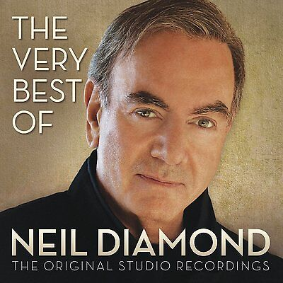 Neil Diamond ( New Sealed Cd ) The Very Best Of / The Greatest Hits