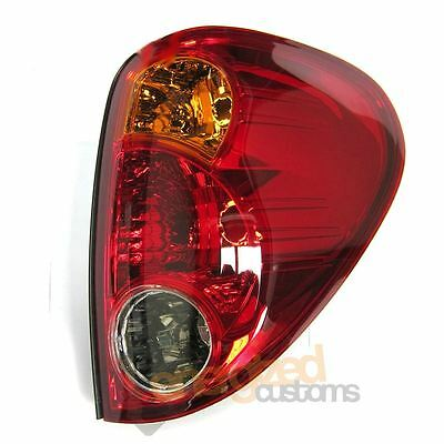 Mitsubishi L200 Pickup 2006-2015 Rear Tail Light Drivers Side Right O/s
