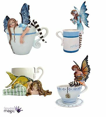 *nemesis Now Amy Brown Fairy Fairies Cup Ornament Figurine Gothic Fantasy Gift*