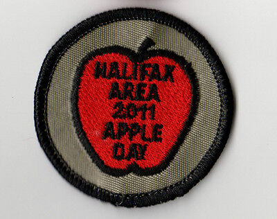 Halifax Area Apple Day  Scouts Canada 2011