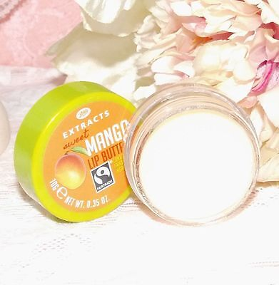 Boots Extracts Sweet Mango Lip Butter new