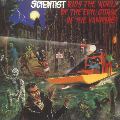 Scientist - Rids The World Of The Evil Curse Of (Vinyl LP - 1981 - EU - Reissue)