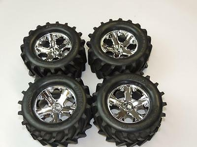 Traxxas Stampede 4x4  Wheel And Tyre Set