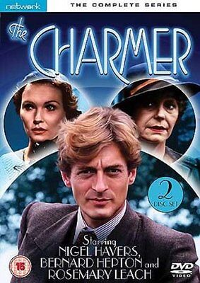The Charmer: The Complete Series - DVD NEW & SEALED - (2 Discs) Nigel Havers