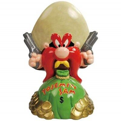 CLEARANCE PRICED Looney Tunes Ceramic Bank: Yosemite Sam