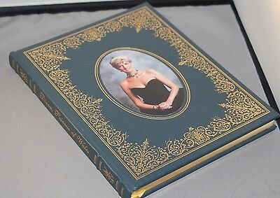 Diana, Princess of Wales Leather Book - Commemorative Edition - Easton Press