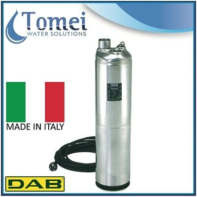 """DAB 5"""" Multistage Submersible Pump PULSAR 40/80 M-NA 1KW 1X230V"""