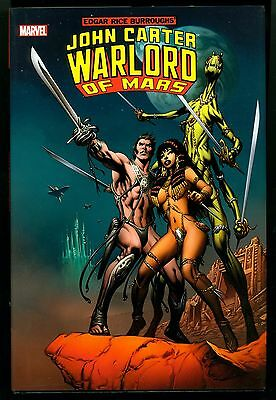 Marvel Omnibus ~ John Carter Warlord Of Mars ~ First Print ~ Hardcover 2011