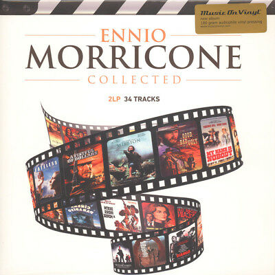 Ennio Morricone - Collected (Vinyl 2LP - 2014 - EU - Original)