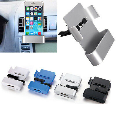Universal Air Vent Car Mobile Smart Phone Mount Holder Stand for iPhone 6 7 Plus
