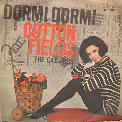 Gaylords - Dormi dormi/Cotton fields