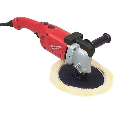 Milwaukee 5460-6 7-Inch/9-Inch Polisher with Electronic Speed Control
