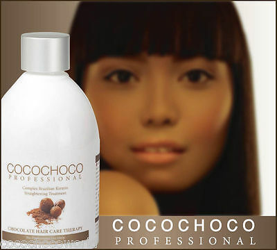 COCOCHOCO Brazilian Blow Dry Hair Keratin Straightening Treatment 250ml KIT