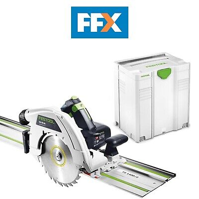 Festool 574664 HK85 EB-Plus-FS 240v Circular Saw and Guide Rail in Systainer 5