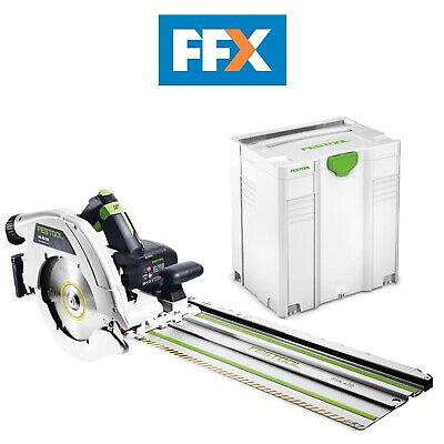 Festool 574668 HK85 EB-Plus-FSK420 240v Circular Saw and Rail in Systainer 5