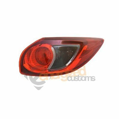 Mazda Cx-5 2012-2015 Outer Rear Tail Light Drivers Side O/s
