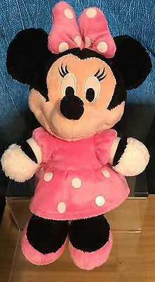 Disney 12 Inch Minnie Mouse soft / plush toy By Dream International