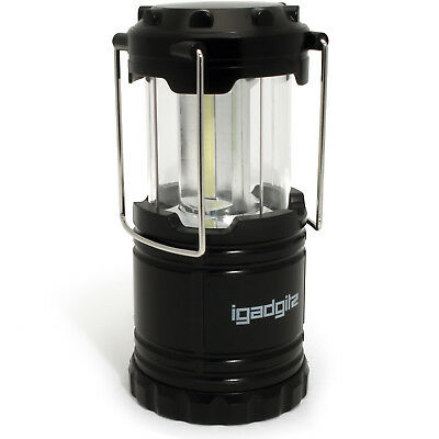 150lm COB LED Collapsible Compact Camping Lantern Fishing Lamp Portable Light