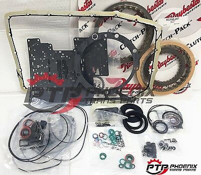 6R80 Rebuild Kit with Clutch Set 2008 & Up fits F-150 Mustang