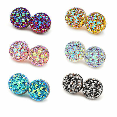 Magnetic Hijab Pin Headscarf Abaya Clasp Brooch Shawl Magnet Scarf Pin Round Set