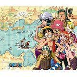 One Piece Mouse Mat - Group