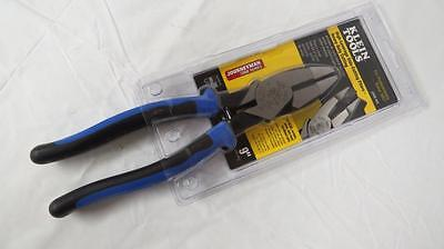 "Klein Tools J2000-9NE Heavy Duty Side Cutting Pliers Insulated 9"" Made in USA"