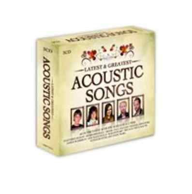 Various Artists-Acoustic Songs CD / Box Set NEW