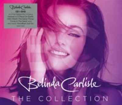 Belinda Carlisle-The Collection CD with DVD NEW