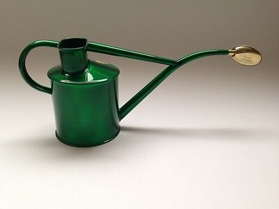 Haws 1-litre Gift Boxed Indoor Emerald Watering Can
