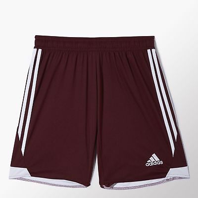 adidas Performance Junior Boy's Tiro 13 Football Training Shorts - Maroon White