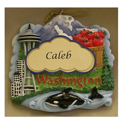 PERSONALIZED CAPE COD ORNAMENT AND MAGNET BY JEANE/'S THINGS