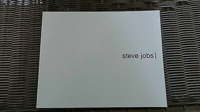 Steve Jobs Movie Beautiful Book Press Kit Fyc For Your Consideration