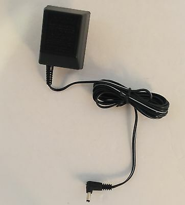 Sanyo Microcassette M5499 Voice Activated System Recorder Replacement AC Adapter