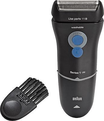 Braun Series 1-130s Electric Shaver. From the Official Argos Shop on ebay