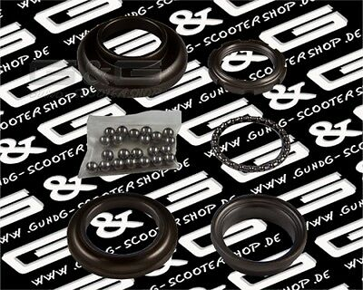 Bearing Set for FRONT FORK STEERING compl. HEAD PEUGEOT Speedfight