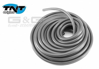 Fuel feed pipe or Oil Tube tube Black 10m Length Hose size 5x10mm