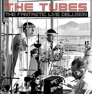The Tubes - The Fantastic Live Delusion (NEW 2 X CD)