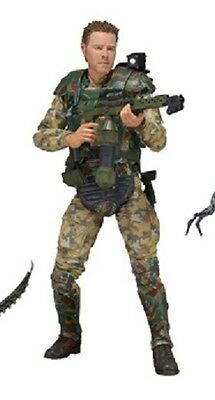 Aliens 7 Inch Action Figure Series 2: Sergeant Craig Windrix by Neca