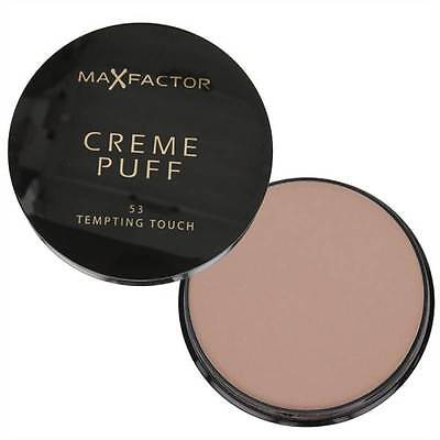 Max Factor - Creme Puff Compact Powder Refill - 53 Tempting Touch