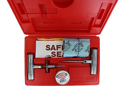 Safety Seal 30 String Pro Tire Repair Kit Brand New