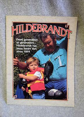 1994 Hildebrandt Fishing Tackle Lures Spinners Baits Catalog