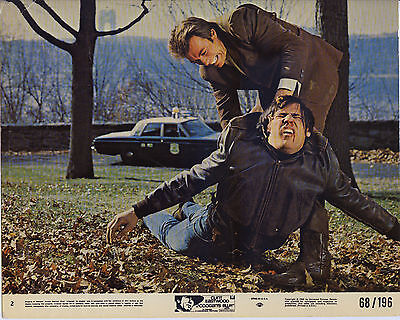 COOGAN'S BLUFF original 1968 color lobby still photo CLINT EASTWOOD/DON STROUD
