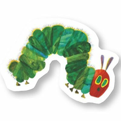 The Very Hungry Caterpillar Shaped Cushion New Kids Bedroom