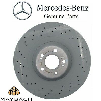 For Porsche 987 997 Front Left 318mm Coated Vented X-Drilled Disc Brake Pagid
