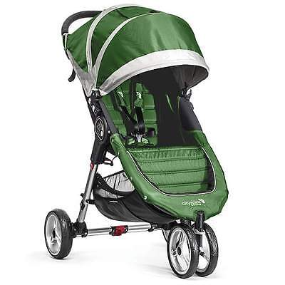 Baby Jogger City Mini ZIP Lightweight Compact Fold Single Stroller ...
