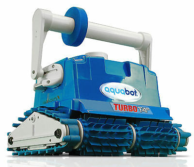 NEW Aquabot Turbo T4RC ABTURT4 In-Ground Automatic Robotic Swimming Pool Cleaner